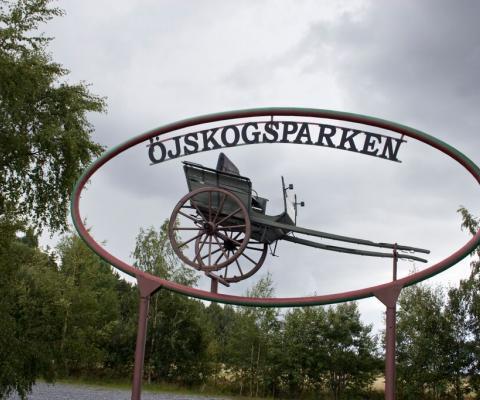 Närpes Närpiö Öjskogsparken