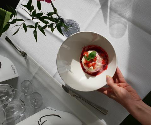 Bon apetit @Hotel Red & Green