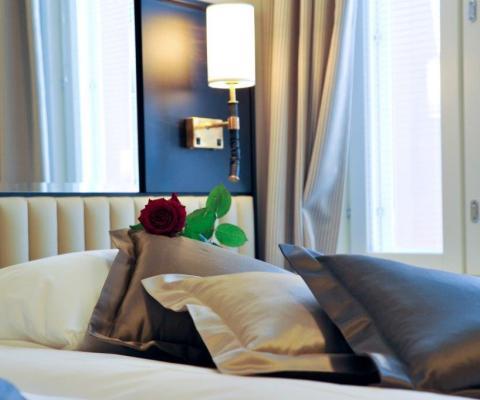 Room at Hotel Red & Green Närpes Närpiö