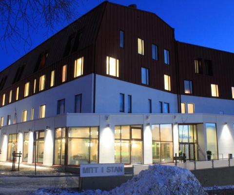 Night @ Hotel Red & Green Närpiö Närpes Finland Suomi