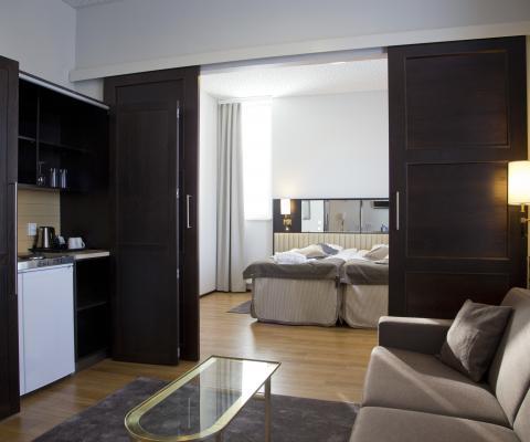 Suite at Hotel Red & Green Närpes Närpiö Best Hotel