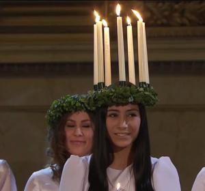 Finlands Lucia 2017