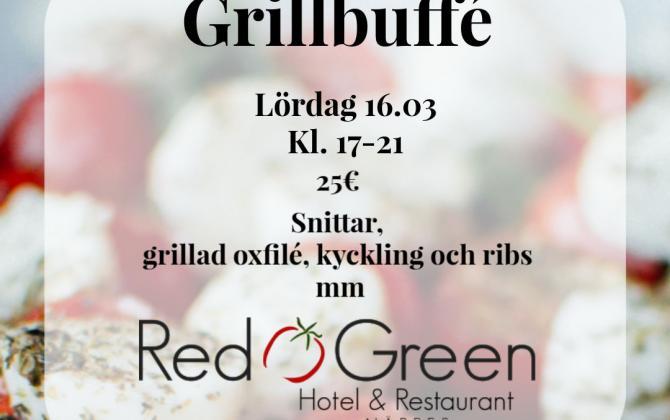 Grillbuffé